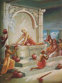 The Cleansing of the Gundica Temple