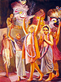 Shri Chaitanya And The Koran