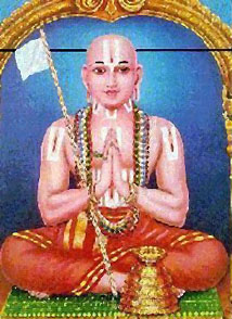 Ramanujacarya, The Great Vaisnava Acarya