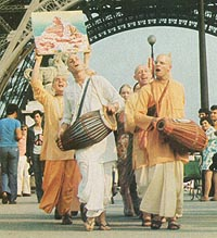Tribute to His Grace Somaka Prabhu