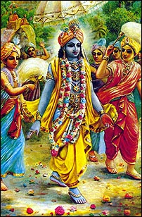 Krishna's Loving Relationship With His Devotees (MP3 Audio Srimad-Bhagavatam)