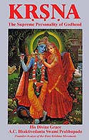Original Krsna Book Back In Print!!