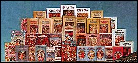 Krishna Books Inc. Now Actually Printing Books!