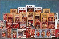Book Distribution Is the Hare Krishnas Most Important Activity
