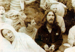 George Harrison, John Lennon and Yoko Ono from the Beatles Talk With Srila Prabhupada (MP3 Audio)
