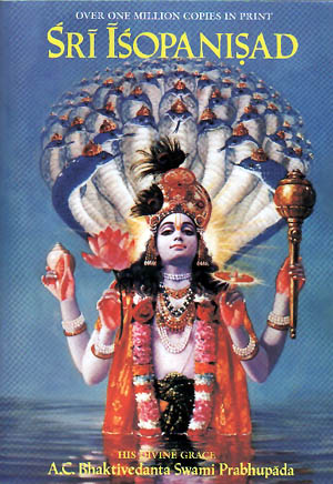 Book Review: Srila Prabhupada's 1969 Sri Isopanisad