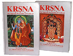 Krsna Book [1970 edition, 2 Volume Set]