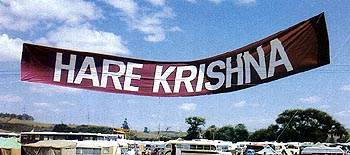 SWEETWATERS 82 (Hare Krishna's at a Rock Festival)