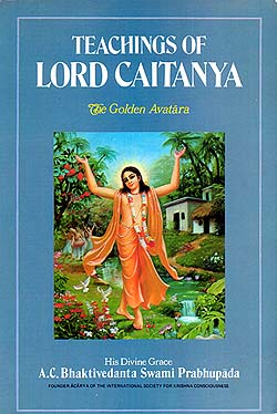 Teachings of Lord Caitanya 1968-72 to Present Comparison