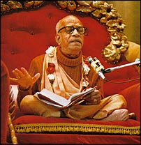 First-class devotee (Mahabhagavata, uttama-adhikari) does NOT fall down