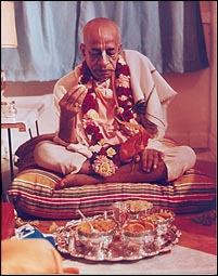 Prabhupada and the Ants