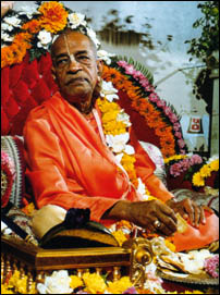 Srila Prabhupada Our Jagad Diksa Guru: Living Still–In Sound