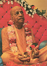 Srila Prabhupada Speaks about his Gaudiya Math Godbrothers
