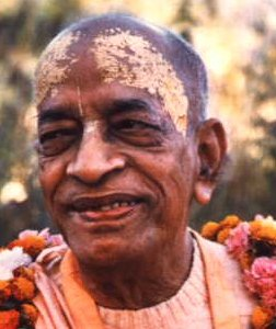 Srila Prabhupada is here! — At Whose Feet All Masters Sit.