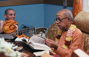 The Need to Interpret Srila Prabhupada's books?