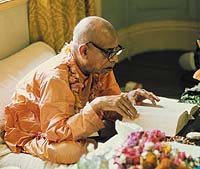 Television Interview With Srila Prabhupada