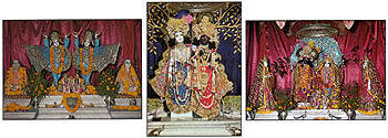 Spirit From Stone–The Story of the Krishna-Balarama Deities of Vrndavana