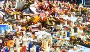 911 Union Square NYC New York City World Trade Center Bombing