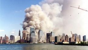 september 11 2001 buildings blowing up