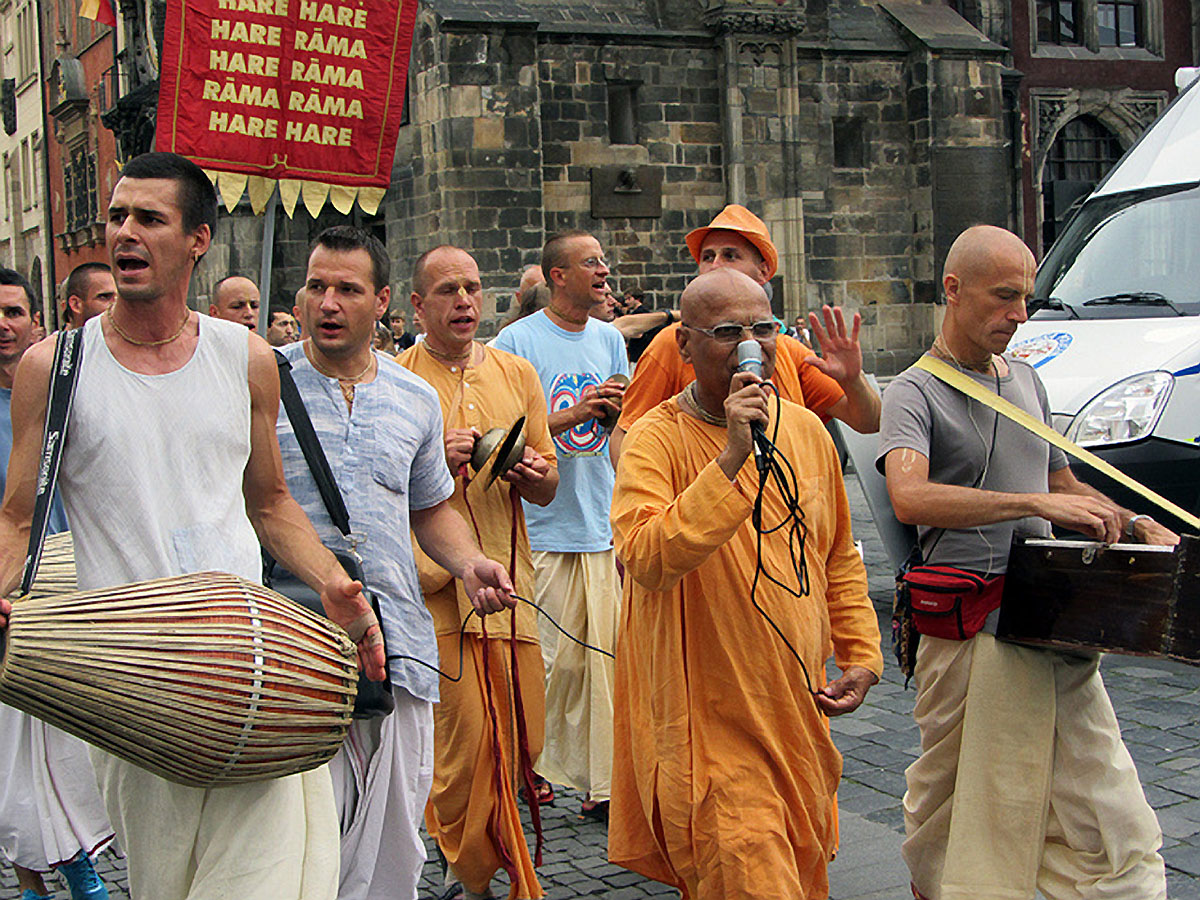 Who are the Hare Krishnas and what do they believe