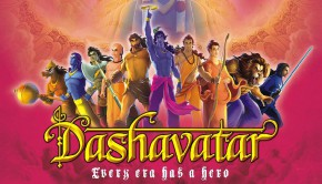 Dasa Avatara -- Every Story Has A Hero