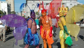Gay Pride Demons