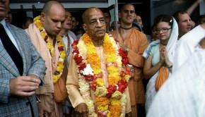 Srila Prabhupada -- The Living Guru
