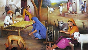 village-life-of-india