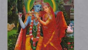 Srila Prabhupada's Original Krsna Book Cover