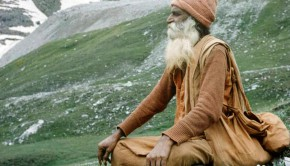 Yogi in the Himalayas
