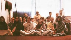 ISKCON Devotees 1967