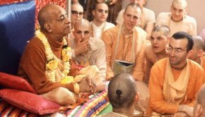 Help! I told the ISKCON Temple President About Prabhupada!
