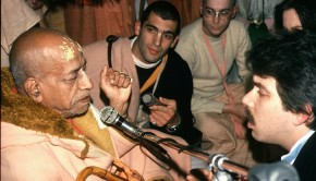 Srila Prabhupada Delivers Statement on the Origin of Life