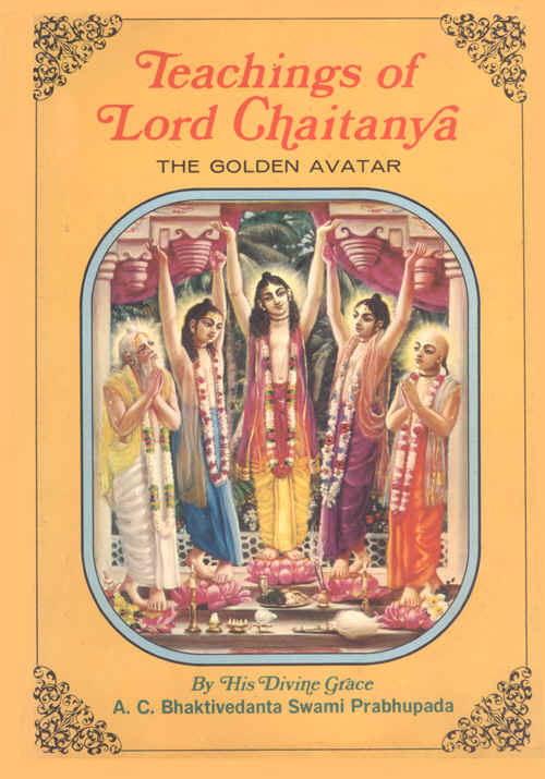 Original Teachings of Lord Caitanya PDF Download