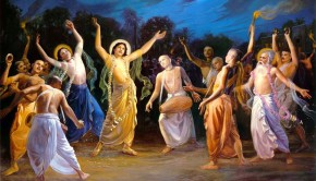 Lord Caitanya Sankirtan Party