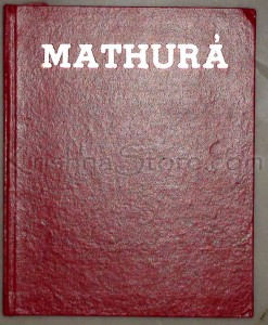 MaMathura: A District Memoir &#8212; A very rare Vrindavan Guide Book from 1874!