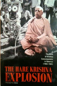 The Hare Krishna Explosion!