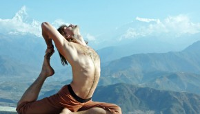 Hatha Yoga in the Himalayas