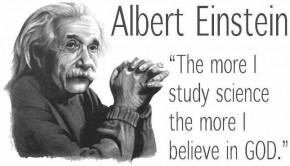 Einstein-on-God