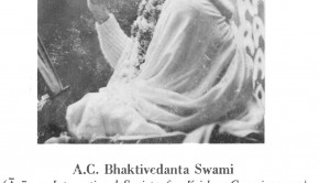 The Krishna Consciosness Movement is the Genuine Vedic Way PDF Download