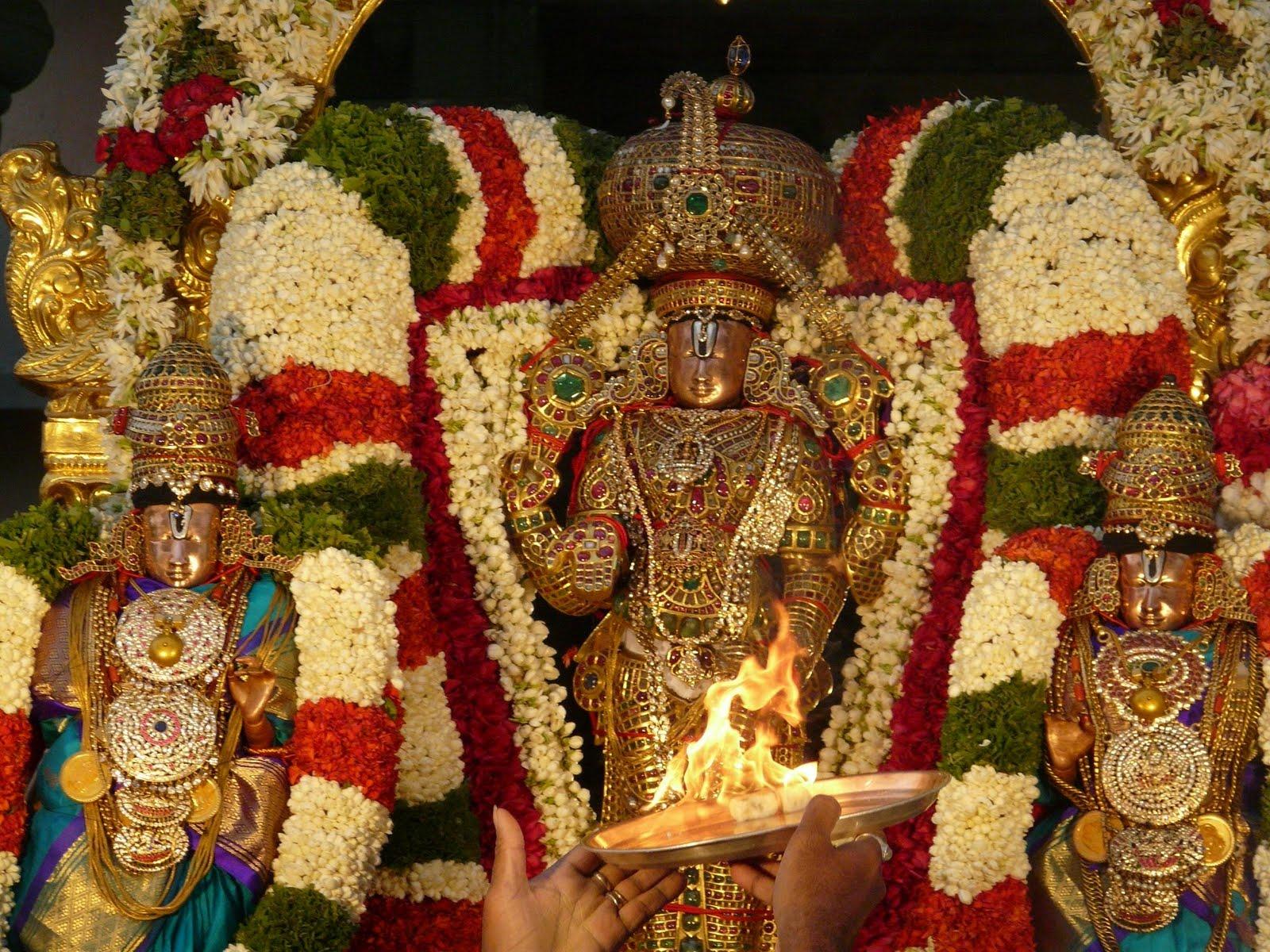 Latest Lord Venkateswara Wallpapers