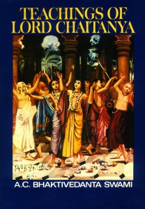 Teachings of Lord Caitanya -1968-Cover