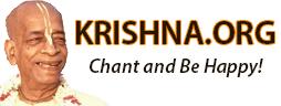 Krishna.org | Original Hare Krishna Philosophy logo