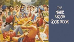 Hare Krishna Cookbook Cover