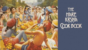 Hare Krishna Cookbook Cover