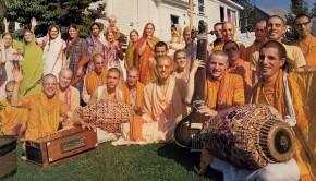 ISKCON Portland Devotees 1976