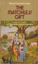 Krishna Consciousness &#8212; The Matchless Gift PDF Download