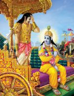 Arjuna could not practice Meditational Yoga