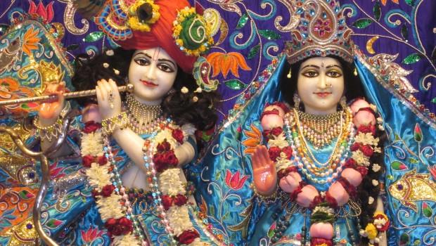 Sri Sri Radha Govinda ISKCON Calcutta