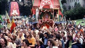 Rathayatra Festival with Srila Prabhupada
